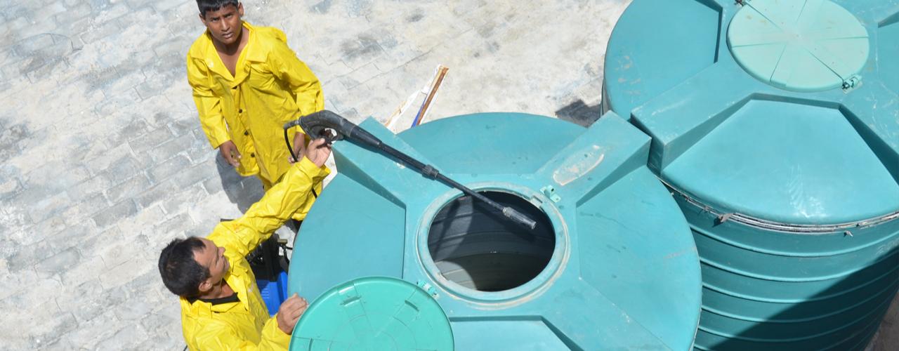 شركة غسيل خزانات بالمدينة المنورة       0597075069